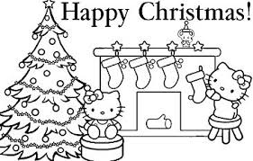 christmas reindeer lights coloring page free coloring pages online
