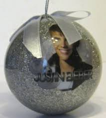 justin bieber christmas ornament and stocking cool stuff to buy