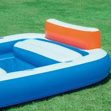 Inflatable Pool Floats by Furniture Blue Wave Tropical Walmart Inflatable Pool Float For