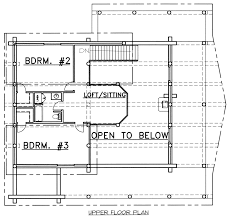 3 Bedroom Log Cabin Floor Plans 2690 Sq Ft North West Style Log Home Log Cabin Home Log Design