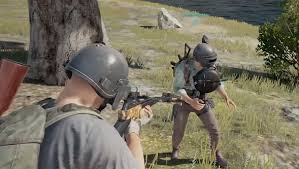 pubg pan see a man play playerunknown s battlegrounds with an actual frying