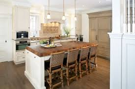 kitchen island wood countertop 13 alternatives to granite kitchen counters