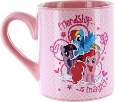 my little pony coffee mug choose your design ceramic mlp