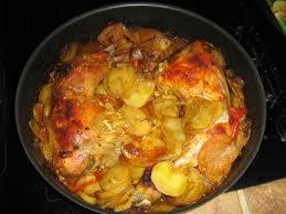 cuisiner cuisse de poulet au four cuisses de poulet au four façon tajine aux portes de damas