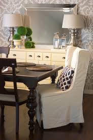 Accessories For Dining Room Table Remodelaholic How To Decorate A Buffet