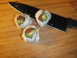 review of kovot non stick chef sushi knife technogog