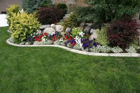 Small Garden Bed Design Ideas Charming Plant Beds Designs Ideas Landscaping Ideas For Backyard