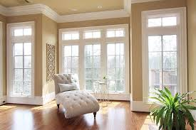 Traditional Master Bedroom With Hardwood Floors  Crown Molding - Home decorators bedroom