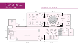 Floor Plan For Wedding Reception Event And Wedding Venue Crowne Plaza Hong Kong Causeway Bay