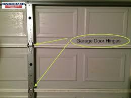 Overhead Door Hinges Why My Garage Door Makes Loud Noise Every Time I Use It