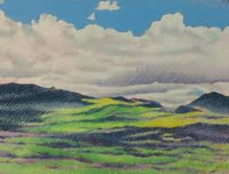 Rugged Landscape Merrilee Drakulich Contemporary Paintings