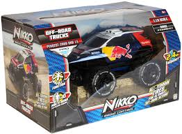 2008 peugeot cars nikko r c 1 18 peugeot 2008 dkr u0027red bull u0027 toy at mighty ape nz