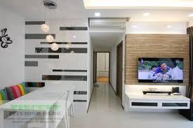 Bedroom Interior Design Concepts Beautifully Renovated Executive Condominium By Behome Design
