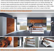 small plain white kitchen cabinets wtih island and quartz for
