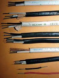 types of wires used in electrical wiring twentieth century wire insulation falconer electronics