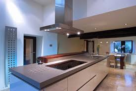 image result for streamlined extractor fan island rangehoods