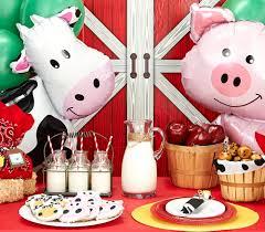diy barnyard party ideas birthday express