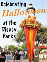 celebrating halloween at the disney parks this fairy tale life