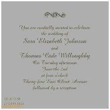 Wedding Reception Invitation Wording Wedding Invitation Luxury Wedding Reception Invitation Email