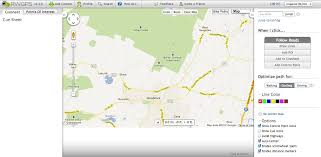 Route Mapping by Mapping Your Ride Ridewithgps