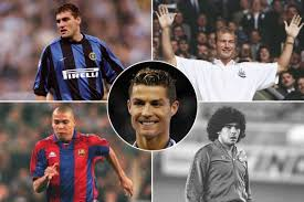 cristiano ronaldo could become football u0027s first 100million player