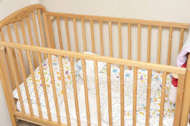 Corner Of Room by Free Stock Photo 11954 Empty Wooden Baby Crib Freeimageslive
