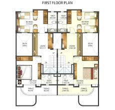 modern floor plan apartment interior decorator small row house plans design modern