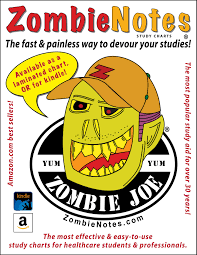 zombie notes pals certification exam prep michele g kunz