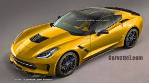 corvette c7 stingray specs zr1 corvette stingray c7 imagined