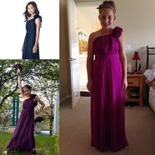 purple junior bridesmaid dresses image collections braidsmaid