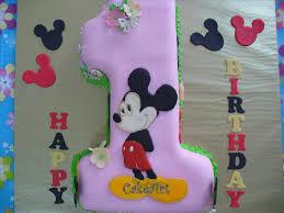 mickey mouse birthday cake margusriga baby party mickey mouse