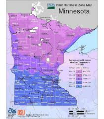 global zone map map for what to plant reflects global warming minnesota