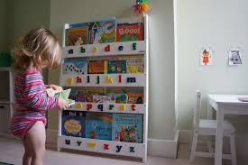 tidy books bookcase white how to grow the love of reading in toddlers wave to mummy