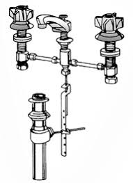 replacing sink bath u0026 shower faucets
