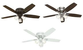 flush mount ceiling fans with led lights up to 43 off on hunter 52 mount ceiling fan groupon goods