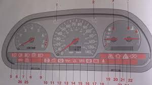volvo v40 u0026 s40 dashboard warning lights u0026 symbols youtube