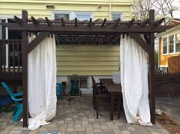 mosquito curtains for front porch
