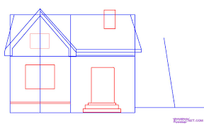 good how to draw a house plan step by step 1 for more