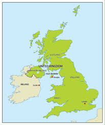 Map Of Ireland And England by Geography Holbrook Primary Year 1