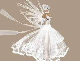 wedding dress anime wedding dresses anime wedding dress