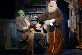 Young Frankenstein Blind Man Photo Flash First Look At John Bolton Lara Seibert And More In