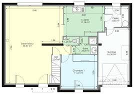 faire un plan de chambre en ligne faire un plan de chambre plan maison plain pied en v faire un plan