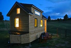 sips cabin colorado builder uses sips to build durable tiny house tiny houses