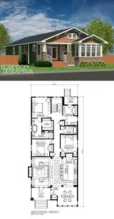 48 best craftsman home plans images on pinterest house floor