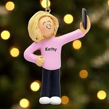 selfie ornament selfie ornaments and to