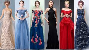 gowns for wedding the best evening gowns for your wedding reception the yesstylist