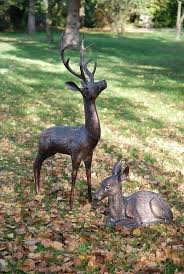 53 best metal garden ornaments images on metal garden
