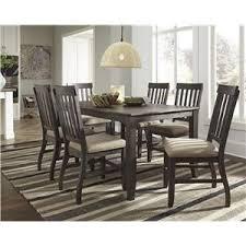 signature design by ashley dresbar 5 piece rectangular dining