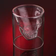 halloween glass aliexpress com buy 2017 creative designer skull head shot glass