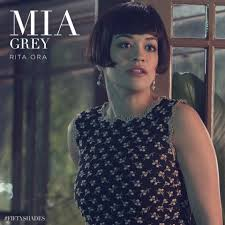 fifty shades of grey see rita ora and her crazy wig in u0027fifty shades of grey